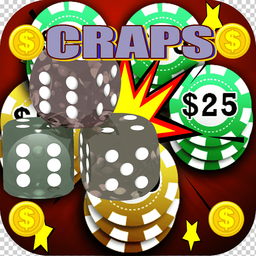 Craps Games New Gambling Google Play Android, android, game, dice, casino png   Klipartz