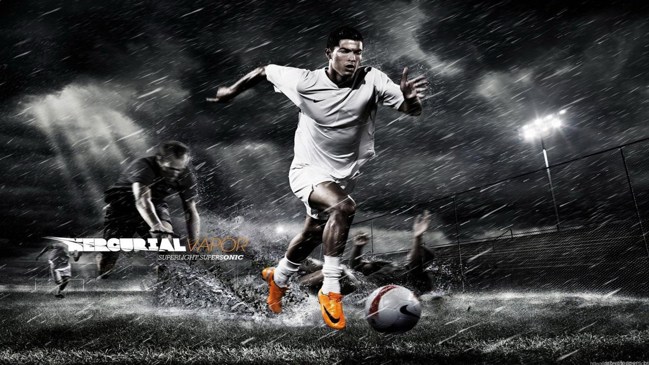 When you have confidence, you can have a lot of fun. And when you have fun,  you can …   Cristiano ronaldo hd wallpapers, Nike football, Cristiano  ronaldo wallpapers